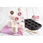 Molde 12 mini donuts
