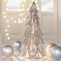 Arbol Navidad luz 26cm