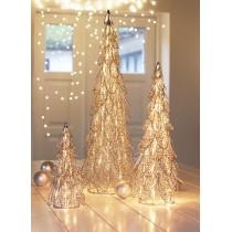 Arbol Navidad luz 46cm