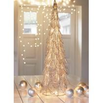 Arbol Navidad luz 66cm