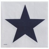 Servilleta papel estrella marino