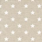 Mantel Teflon  Living Estrella Blanca
