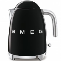 HERVIDOR COLOR NEGRO SMEG