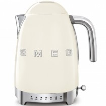 HERVIDOR TEMPERATURA VARIABLE COLOR CREMA SMEG