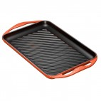 PARRILLA GRILL RECTANGULAR VOLCÁNIC0 LE CREUSET