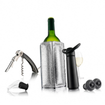 SET REGALO WINE ESSENTIALS VACU VIN