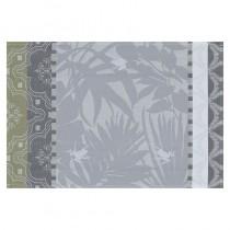 Le Jacquard Francais Bahia city - Manteles individuales(36 x 50 cm) gris